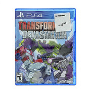 Activision Transformers: Devastation for PlayStation 4