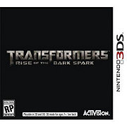 Activision Transformers Rise of the Dark Spark for Nintendo 3DS