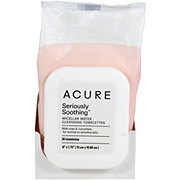Acure Serious Soothing Micellar Water Towelettes
