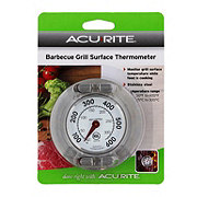 AcuRite Stainless Steel Grill Surface Thermometer