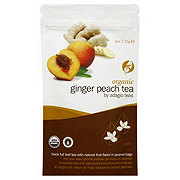 Adagio Teas Organic Ginger Peach Tea Bags