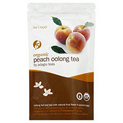 Adagio Teas Organic Peach Oolong Tea Bags