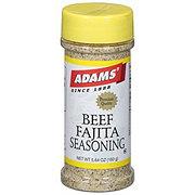 Adams Beef Fajita Seasoning