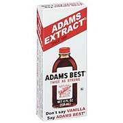 Adams Best Twice as Strong Vanilla Extract