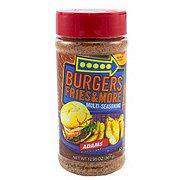 Adams Burgers Fries & More Multi-Seasoning