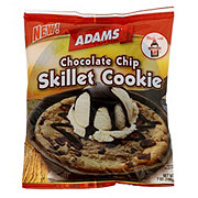 Adams Chocolate Chip Skillet Cookie