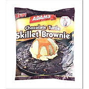 Adams Chocolate Turtle Skillet Brownie