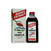 Adams Extract Pure Vanilla
