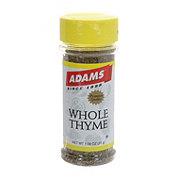 Adams Fancy Thyme Spice