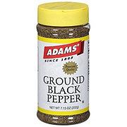 Adams Ground Black Pepper