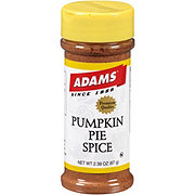Adams Pumpkin Pie Spice