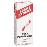 Adams Pure Peppermint Extract