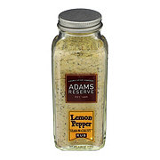 Adams Reserve Lemon Pepper Sear-N-Crust Rub