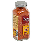 Adams Reserve Sweet and Spicy Seafood Salmon Rub
