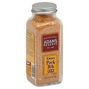 Adams Reserve Sweet Pork Rib Rub