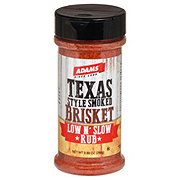 Adams Texas Style Low N' Slow Brisket Rub