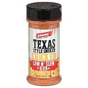 Adams Texas Style Smoked Chicken Low N Slow Rub