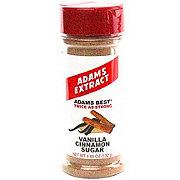 Adams Vanilla Cinnamon Sugar
