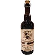 Adelbert's Flyin' Monks Bottle