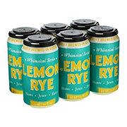 Adelbert's Lemon Rye Beer 12 oz  Cans