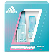 Adidas Moves For Her Fragrance Gift Set