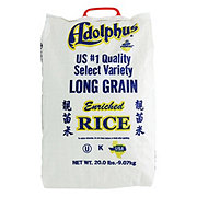 Adolphus Long Grain Enriched Rice