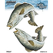 Advanced Graphics Double Trout Decal
