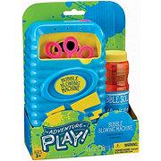 Adventure Play Amazing Bubble Machine