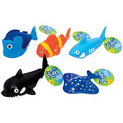 Adventure Play Wind Up Sea Animals