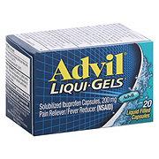 Advil Advil Liqui-Gels 200 mg capsules