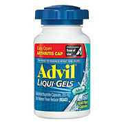 Advil Liqui-gels 200MG Easy Open Capsules, 160 CT