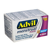 Advil Menstrual Pain Relief Tablets