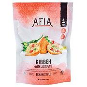 Afia Spicy Jalapeno Beef Kibbeh