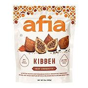 Afia Traditional Beef Kibbeh Croquettes