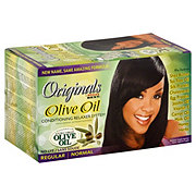Africa's Best No-Lye Regular Olive Oil Conditioning Relaxer System