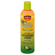 African Pride Olive Miracle Maximum Strengthening Moisturizer Lotion
