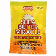 African Pride Shea Butter Miracle Conditioning Masque