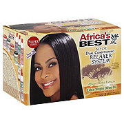Africas Best No-Lye Dual Conditioning Super Relaxer System