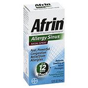 Afrin Afrin Sinus Spray