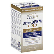 Ageless UltraDerm Gold All Natural Collagen Booster Capsules