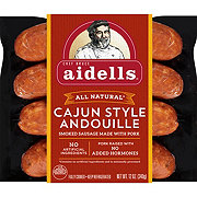 Aidells Cajun Style Andouille Smoked Sausage