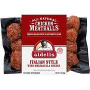 Aidells Chicken Meatballs, Italian Style