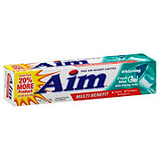 Aim Whitening Toothpaste Fresh Mint Gel