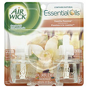 Air Wick Essential Oils Vanilla Passion Scented Oil Refills