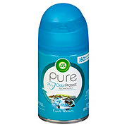 Air Wick Freshmatic Ultra Fresh Waters Fragrance Automatic Spray Refill