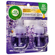 Air Wick Lavender & Chamomile Fragrance Scented Oil Refills