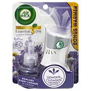 Air Wick Lavender Chamomile Scented Oil + Warmer