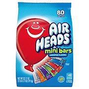 Airheads Assorted Flavors Mini Bars Gusset Bag