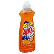 Ajax Orange Dish And Hand Liquid Soap