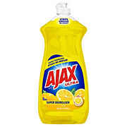Ajax Super Degreaser Lemon Dish Soap